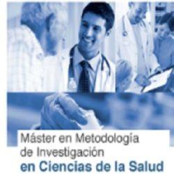 Profesionales sanitarios dialogando. Título del máster